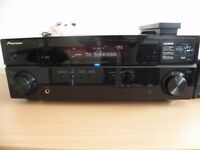 Pioneer AV Receiver VSX-919 AH HDMI Excellent Condition Superb Amp 7.1 Channel Surround +Accessories