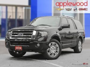 2014 Ford Expedition Limited NAVIGATION, POWER BOARDS, SUNROO...