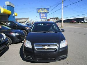 2010 Chevrolet Aveo LS 5 VITESSE SEULEMENT 137300 KM BAS PRIX ! Québec City Québec image 5