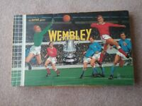 Vintage Wembley board game
