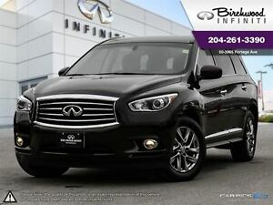 2013 Infiniti JX35 AWD/SUNROOF/LEATHER /HEATED SEATS/BACKUP CAME
