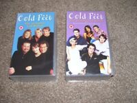 cold feet vhs series 1 & 2