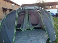 4 man tent great condition