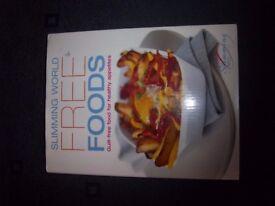Slimming World Free Foods Hardback Recipe Book IP1