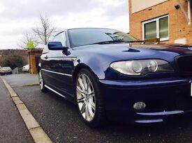 BMW e46 320ci SPORT