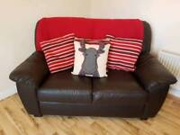 Sofa and Recliner Arm Chair