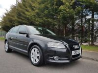 JUNE 2012 AUDI A3 SE SPORT/BACK 1.6 TDI 5SPEED FULL SERIVCE HISTORY £20 ROAD-TAX MAGNIFICENT EXAMPLE