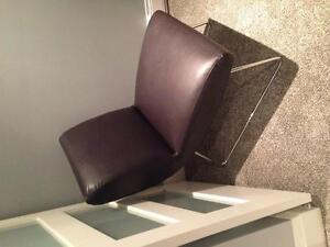 Leather chair. $180 St. John's Newfoundland image 1