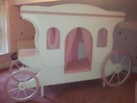 Princess Bed For Quick Sale