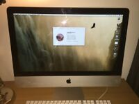 """Apple iMac 21.5""""- Wireless Keyboard, mouse and trackpad"""