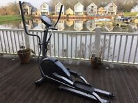 Horizon Andes 150 Folding Elliptical Cross Trainer