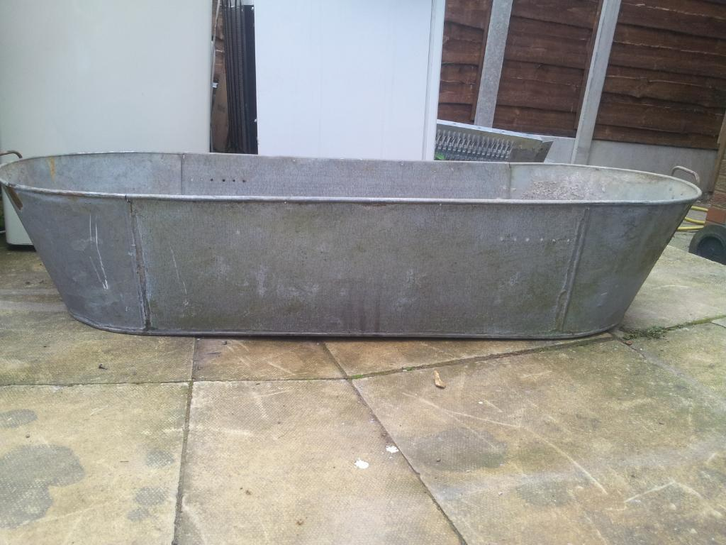 Old Vintage Tin Bath | in Manchester | Gumtree