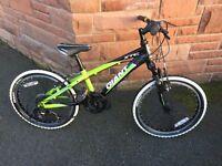 Junior Giant XTC aluminium Mountain Bike
