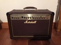 Marshall Acoustic Combo Amplifier AS50R