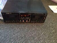 Tascam 322 Cassette Recorder