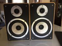 Teac LS-H255 100w bookshelf Speakers