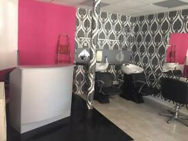 Hair and beauty salon in Rutherglen farmloan road