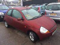 Ford ka leather seats 65000 miles
