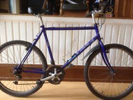 "Mens mountain bike - refurbished 22"" Coventry Eagle: 26"" wheels, 18-speed"