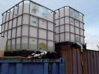 Industrial Water Container / Tank. 1000L.