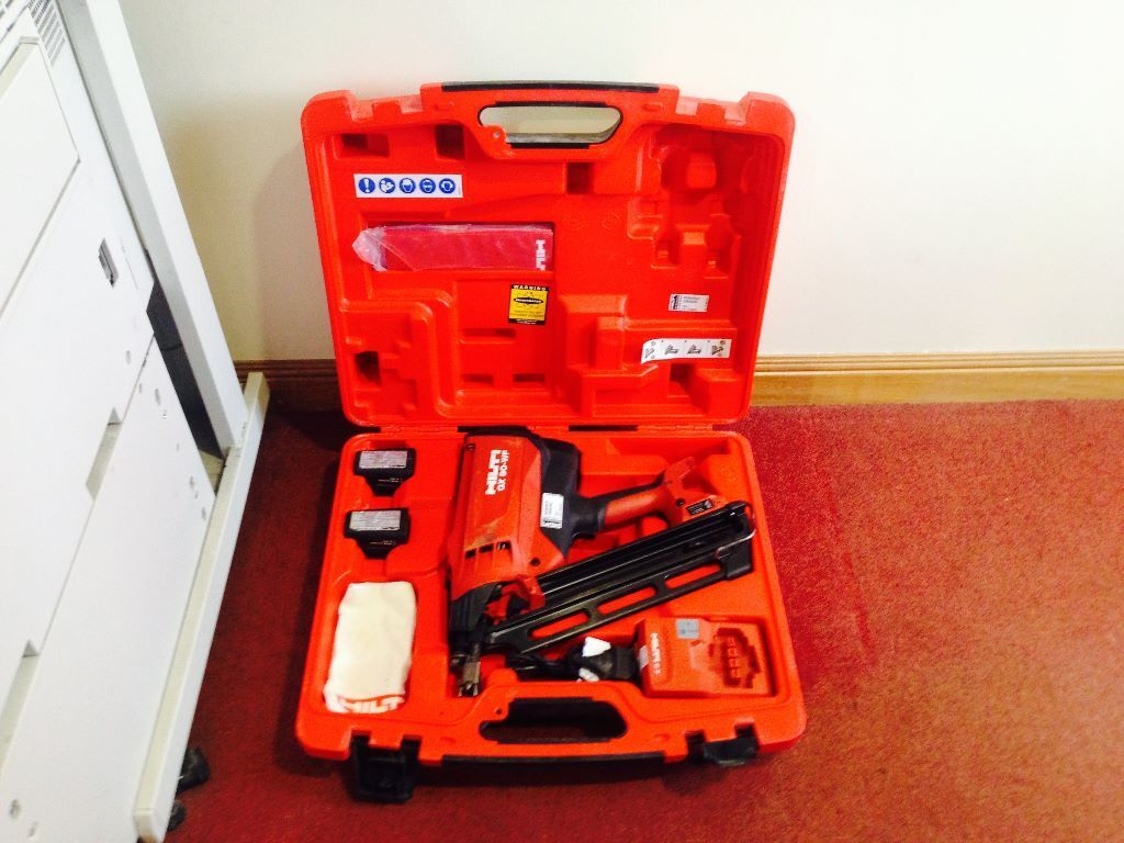 Hilti Gx90 Wf Framing Nail Guns For Sale Similar To