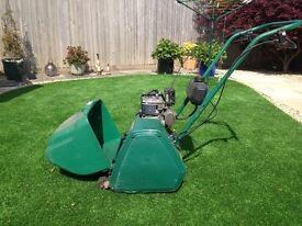 Qualcast classic 35s lawnmower.