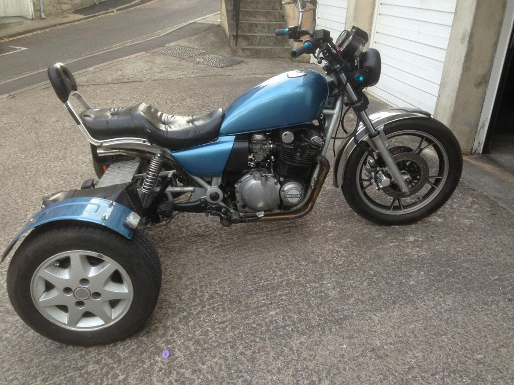 Gumtree Scam Suzuki Gs 850 Gl Custom Trike 1983 Bath Somerset Motorcycle Htt548y 160000