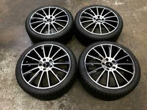 MERCEDES Wheels 5x112 and WINTER Tires 225/40R18 Calgary Alberta Preview