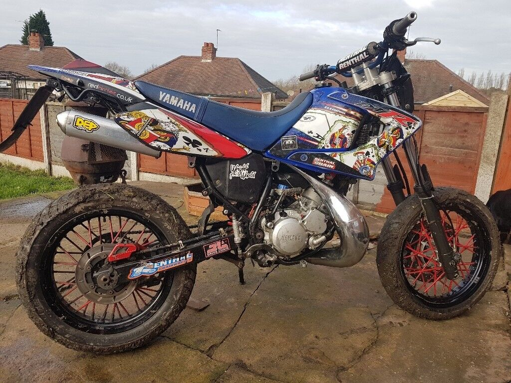 yamaha dt 125 with 170 athena kit in brierley hill west