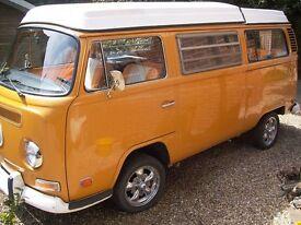Volkswagen Westfalia Camper Van 1969