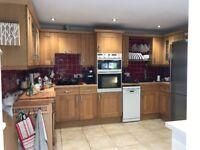 Oak Kitchen in great condition