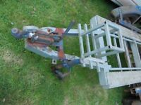 Plant Trailer Chassis