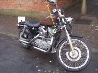 Harley Davidson 883c, xl53c