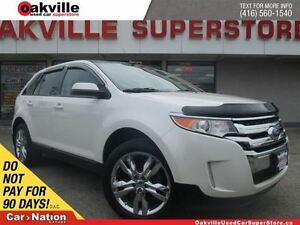 2014 Ford Edge SEL | NAVIGATION | HEATED SEATS | REAR VIEW CAMER