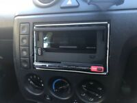 Sony XSP-N1BT bluetooth car stereo