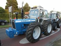 WARINGSTOWN CAVALCADE Friday 30th June - Ford Theme ( Classic Tractors, Cars, Lorries and Bikes)