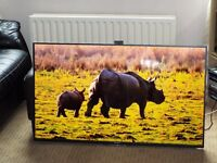 """SONY KD49X8505BBU 49"""" Smart 3D LED Ultra HD 4K TV X-Reality PRO, Built-In Wi-Fi & Triluminos display"""