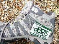 Merrell waterproof walking boots Size 4 Brand New