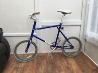 Mini Fixie BMX Bike (comes with bike lock)