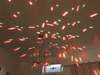 Chauvet Swarm DJ Lighting/LED Multi Effect/ Chauvet SWARM LED Effect Light