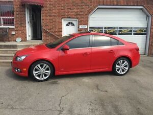 2012 Chevrolet Cruze LT Turbo+ w/1SB RS