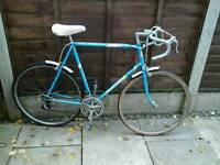RETRO PUCH CLIPPER , ROAD BIKE, 700 ALLOY WHEELS, GOOD TYRES,