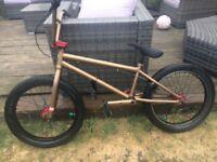 Mongoose BMX R70 Gold