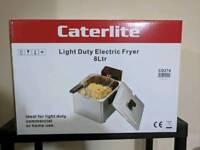 NEW! Caterlite Fryer