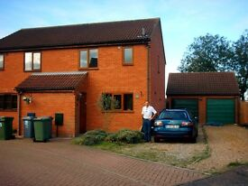 To Let Modern 3-Bed Semi in Foulsham
