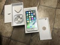 IPhone 6 64GB Unlocked and Silver