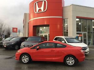 2012 Honda Civic LX - Extended Warranty! New Tires!