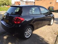 LOW MILEAGE 2009 TOYOTA AURIS T3 AUTO ASTRA GOLF LEON YARIS PX WELCOME