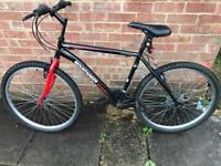 Mountain bike 19inch frame excellent condition