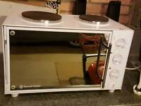 Russell hobs mini oven/hob